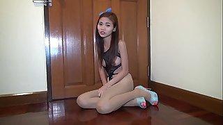 Asian Desire Girlie Fucks Anyone