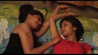 Indian Girls Kissing