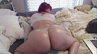 Pawg Marcy Diamond big booty pornstar on web cam porno star