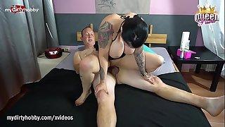 MyDirtyHobby - Busty milf getting pounded!