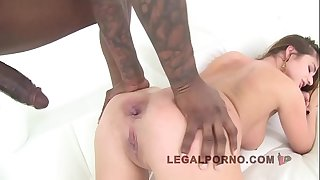 LEGALPORNO FULL SCENE - Hungarian Bombshell Cathy Heaven Loves Big black cock