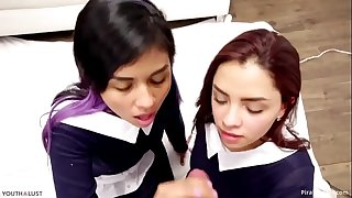 threesome school girls on live camshow - youcamhub.com